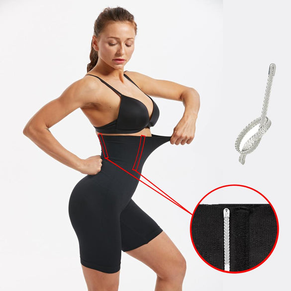 waist trainer  women shapewear tummy control panties slimming underwear body shaper butt lifter modeling strap high waist girdle