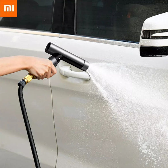 Xiaomi Water Spray Gun Wash Spray Machine High Pressure Washer Lawn Washing High Quality Water Gun Sprinkle Tools For Car