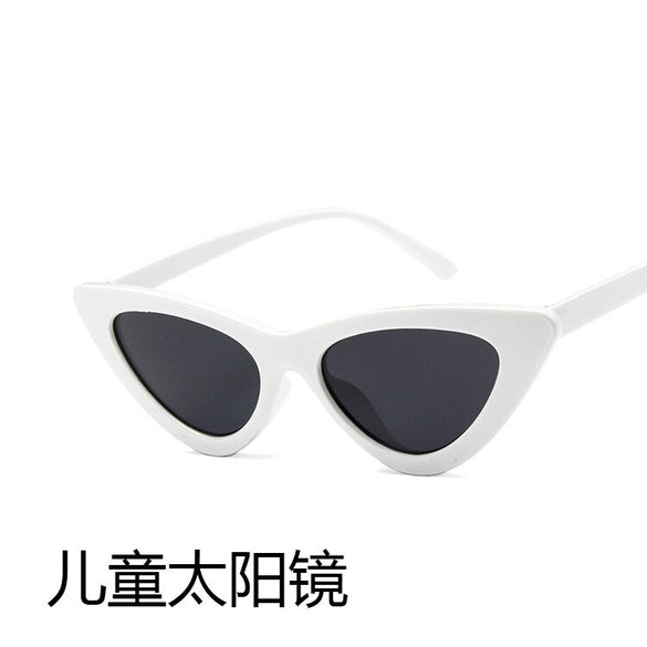 Children Sunglasses Girls Cute Cat Eye Sun Glasses Kids Glasses Classic Brand Eyeglasses For Child oculos UV400