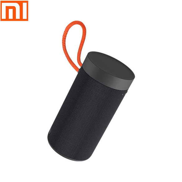Xiaomi mijia outdoor bluetooth speaker stereo IP55 dustproof waterproof dual microphone noise reduction call Bluetooth 5.0 sound