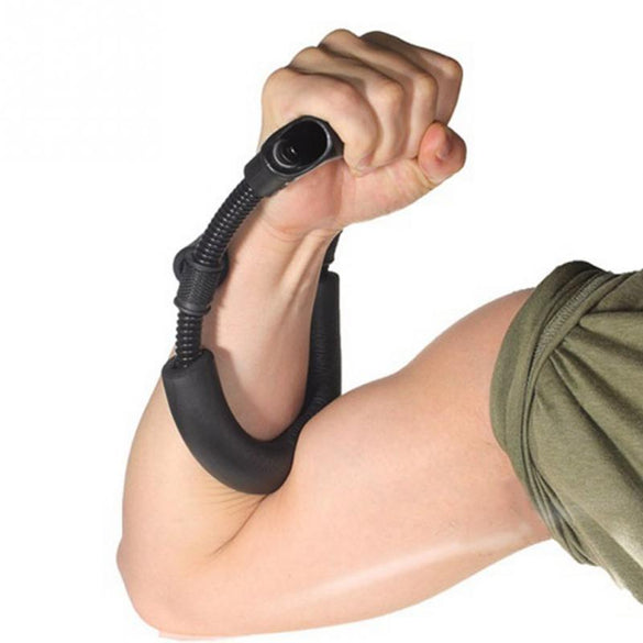 Grip Power Wrist Forearm Hand Grip Exerciser Strength Training Device Fitness Muscular Strengthen Force Fitness Equipment