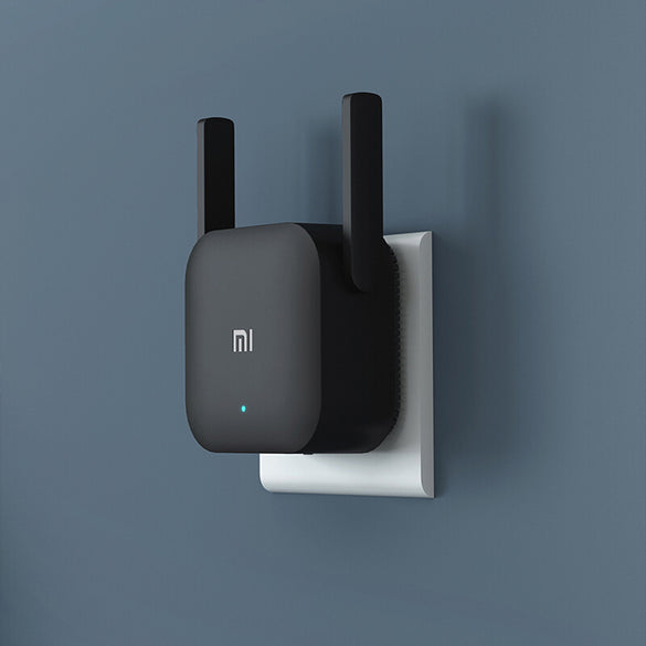 Original Xiaomi WiFi Amplifier Pro 300Mbps WiFi Repeater Mijia Wifi Signal 2.4G Extender Roteador 2 Mi Wireless Router mi router
