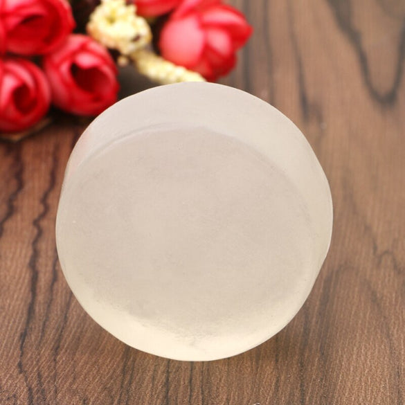 50g Natural Active Enzyme Crystal Soap Private Body Whitening Soap Skin Whitening for private parts