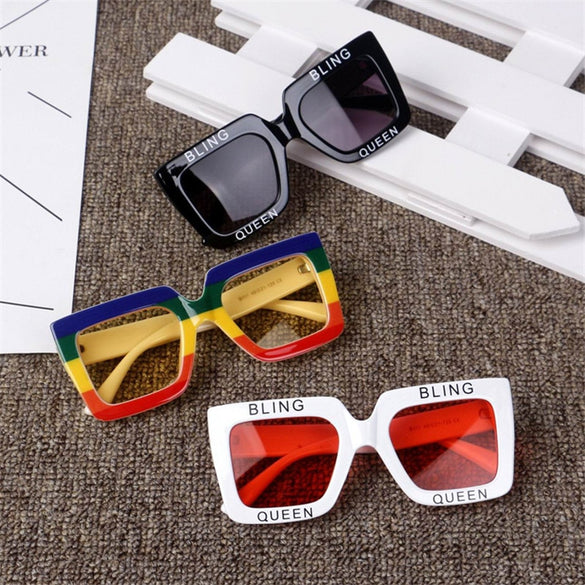 KOTTDO 2018 New Kids Sunglasses Square UV400 Sunglasses  Children Sun Glasses Cool Sunglasses For Girls Boys Oculos De Sol