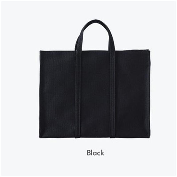 SWDF Women Handbags 2020 New Simple Female Canvas Reusable Shopping Bag Tote Bag Casual Clutch Bags For Women