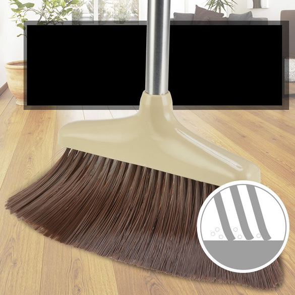 2 PCS/Set Clean The Floor The Broom Suit Hair Filter Broom Household Sweep Floor Multi-functional Non-Slip Handle Cleaning Tool