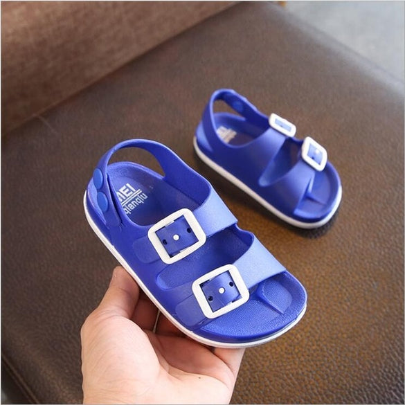 Summer 2020 boys shoes England 1-4 years old baby children's sandals children's non-slip sandals children