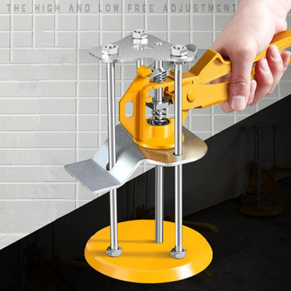 tiler tiling tools floor boarding ceramic tile localizer Wall brick auxiliary device Elevating regulator high and low adjuster