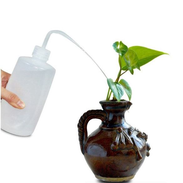 Watering Squeeze Long Nozzle Bottles Indoor Watering Irrigation Kits System Succulents Houseplant Spikes Plant Potted Flowers