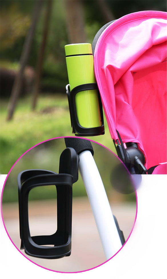 Stroller Cup Holder Baby Stroller Accessories for Milk Bottles Rack Bicycle Bike Bottle Holder Baby Stroller Accessories