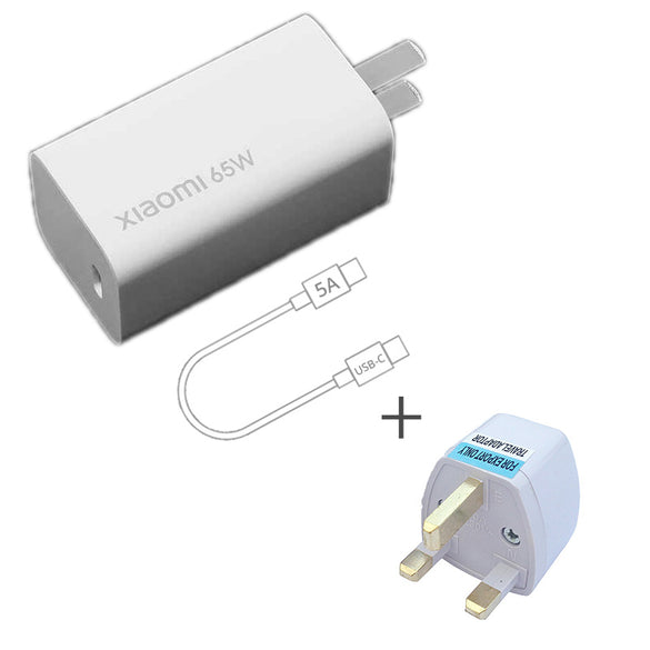 65w USB-C Travel Charger