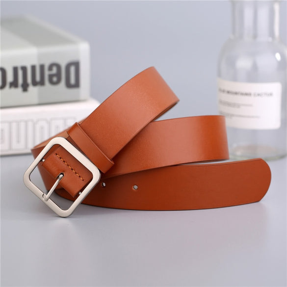 Essential Tan Belt