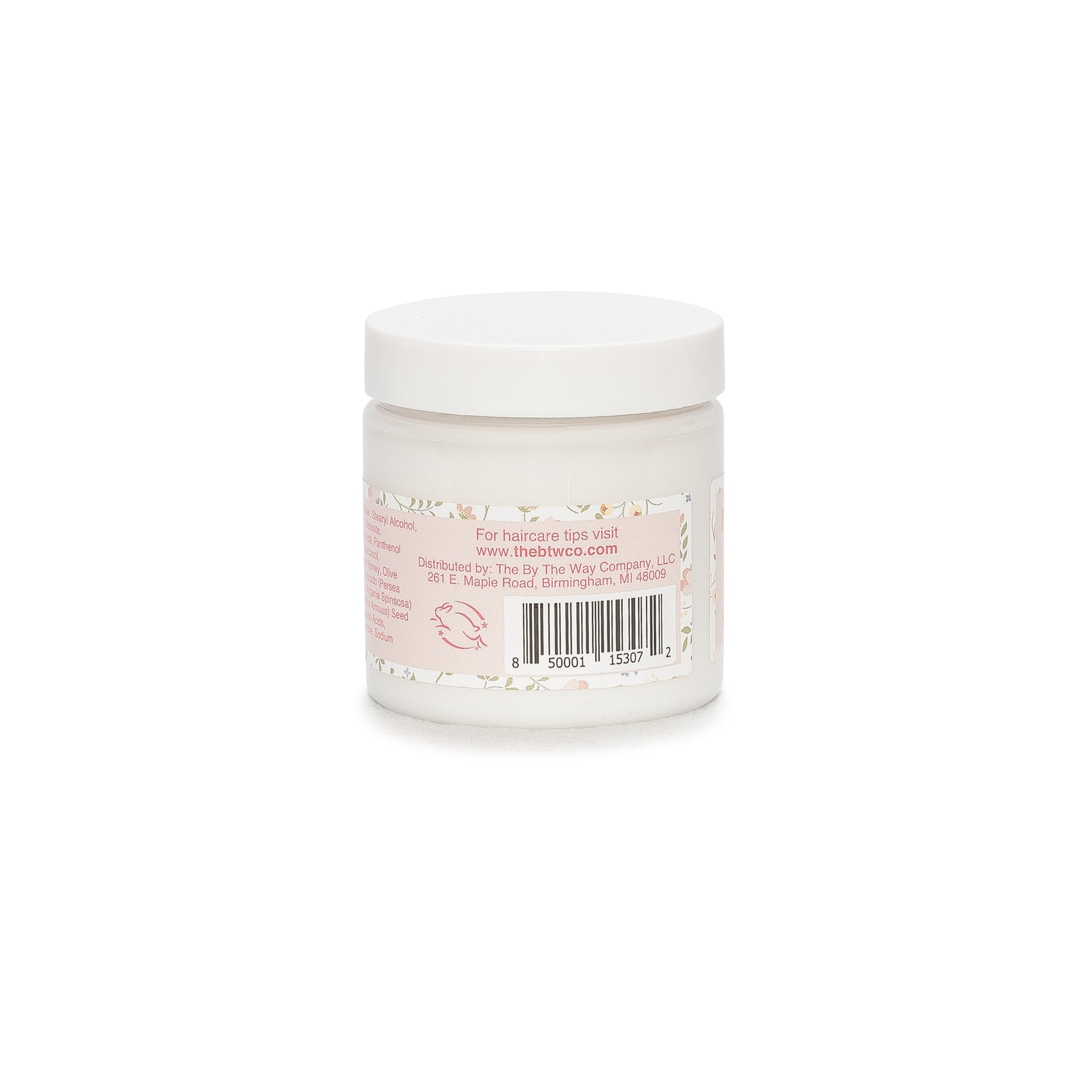 Silicone-Free Styling Cream