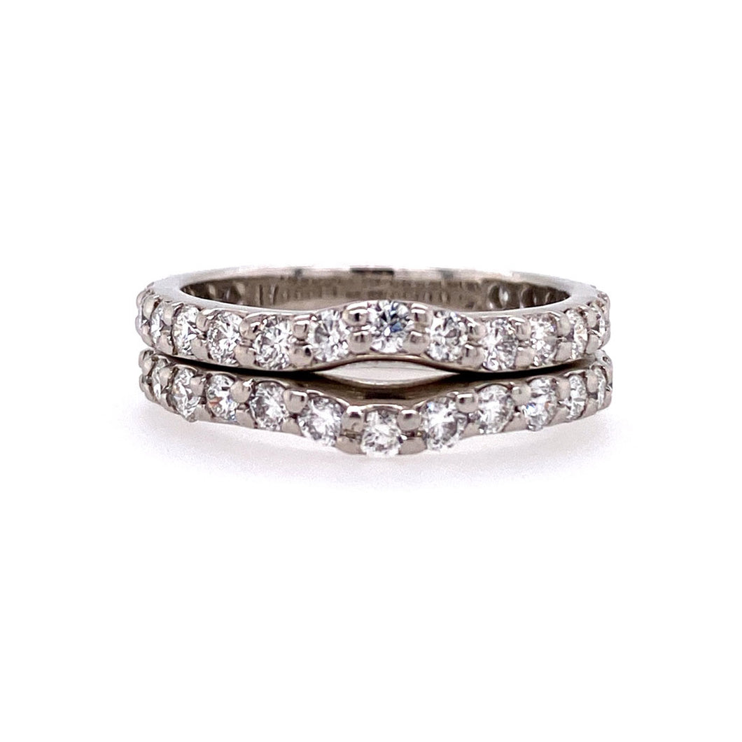 Curved Band Ring