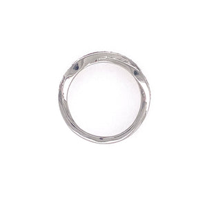 Emme Twist Band Ring - 4.57mm
