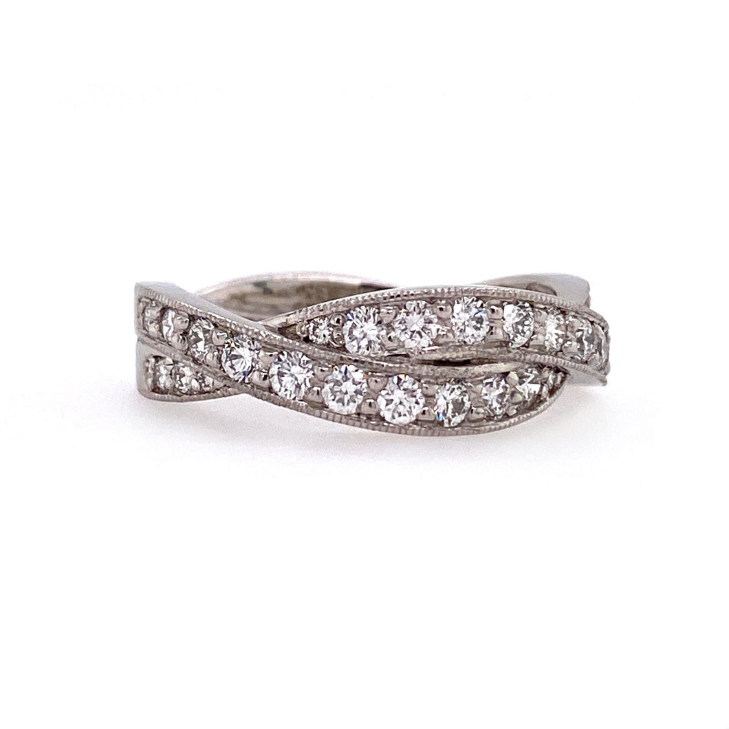 Emme Twist Band Ring - 6.04mm