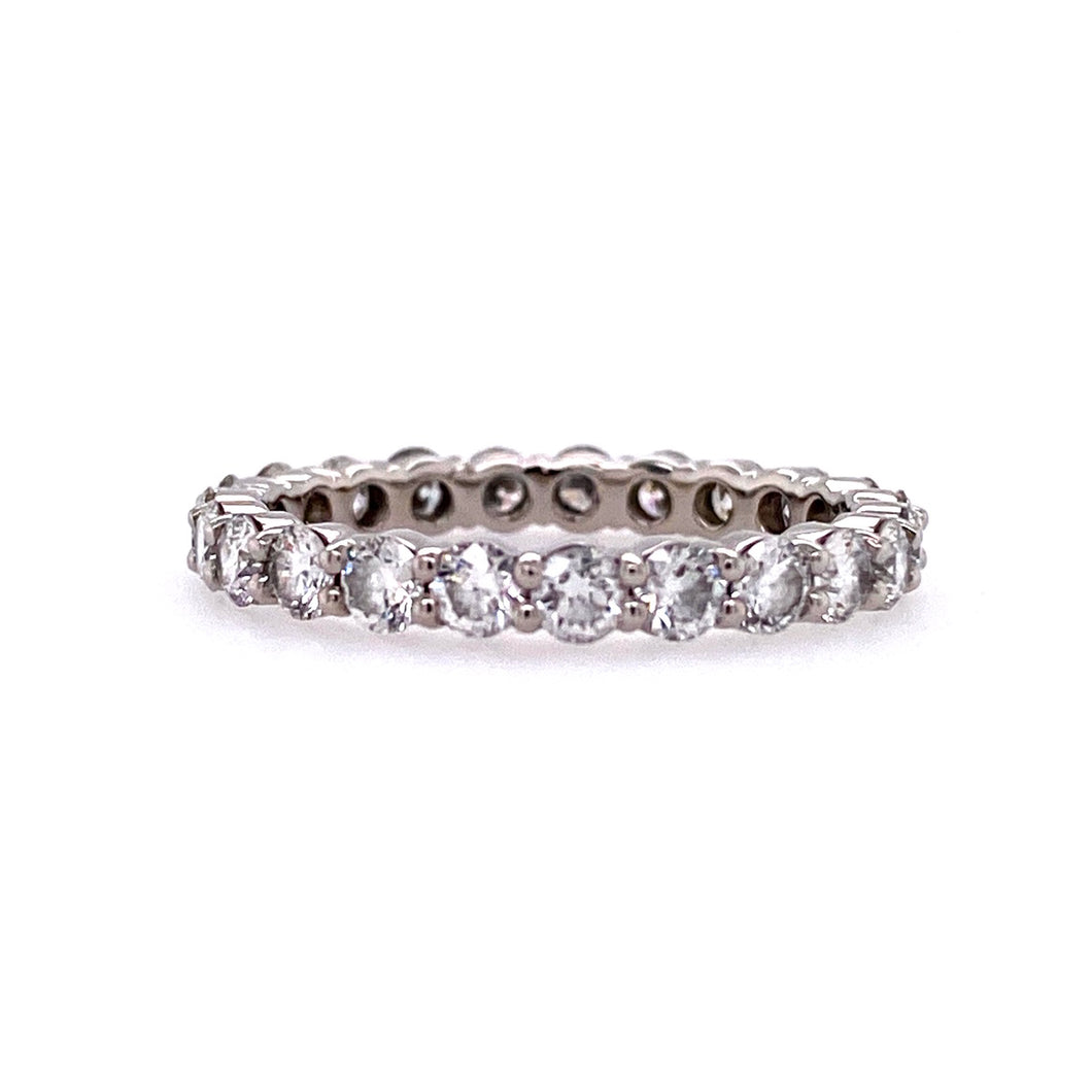 23 Stone Diamond Eternity Band