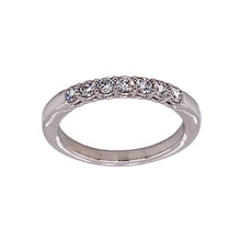 Load image into Gallery viewer, 7 Stone Heart Style Ring