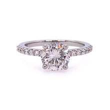 Load image into Gallery viewer, 1.44Ct Diamond Engagement Ring