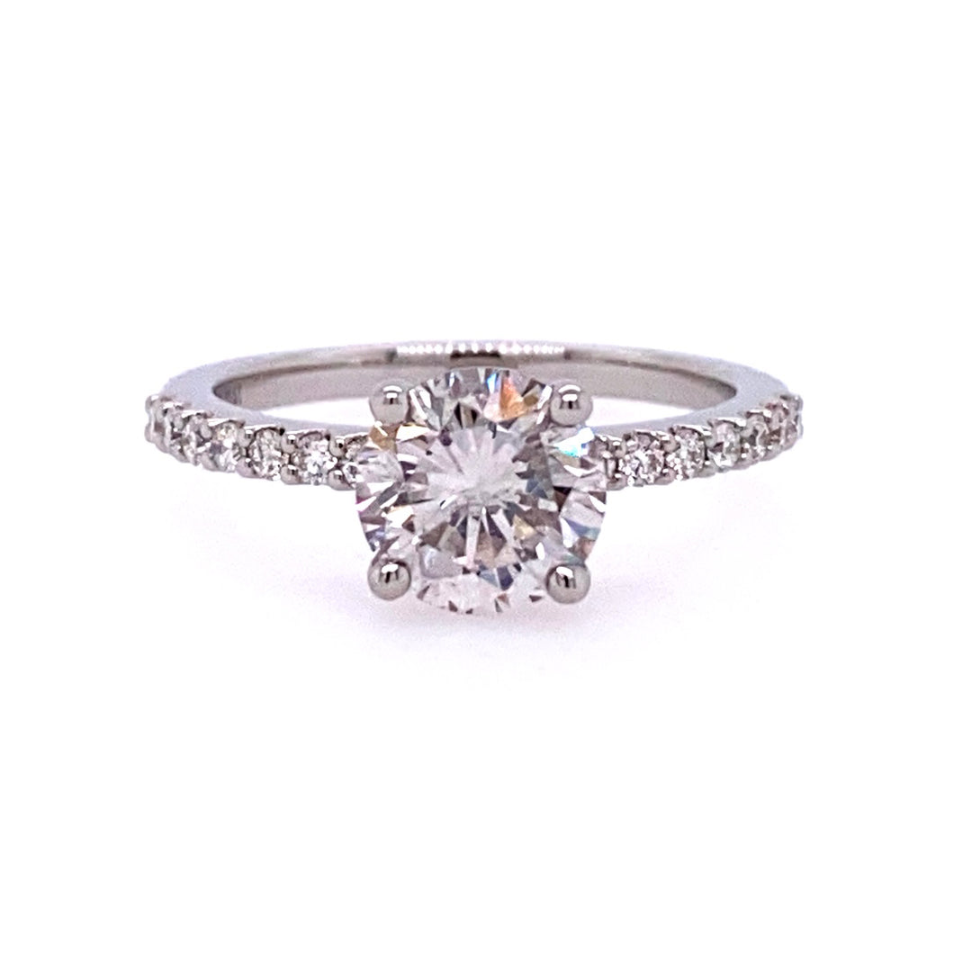 1.44Ct Diamond Engagement Ring