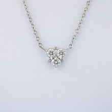 Load image into Gallery viewer, Diamond Starburst Necklace
