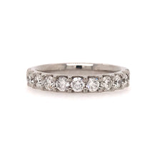 Load image into Gallery viewer, 11 Stone Diamond Band