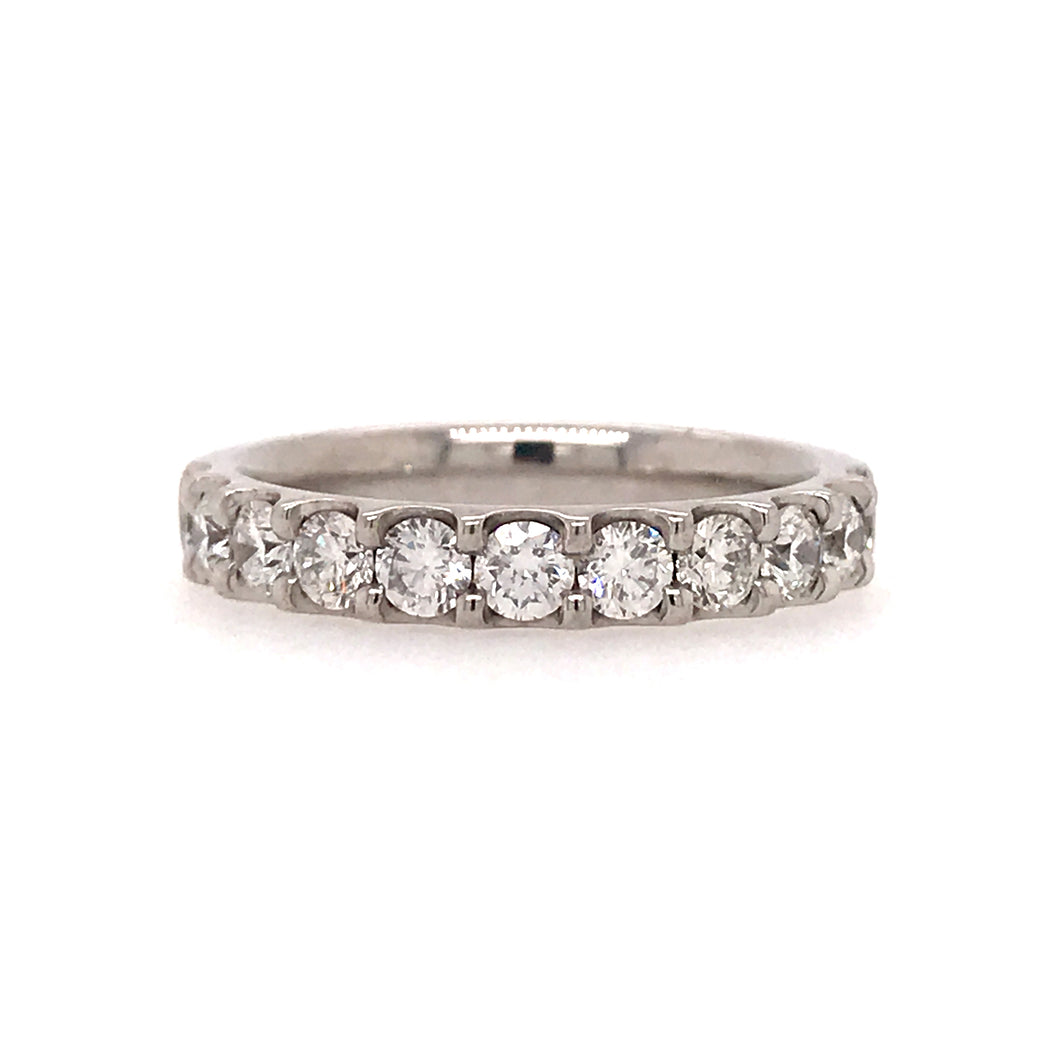 11 Stone Diamond Band