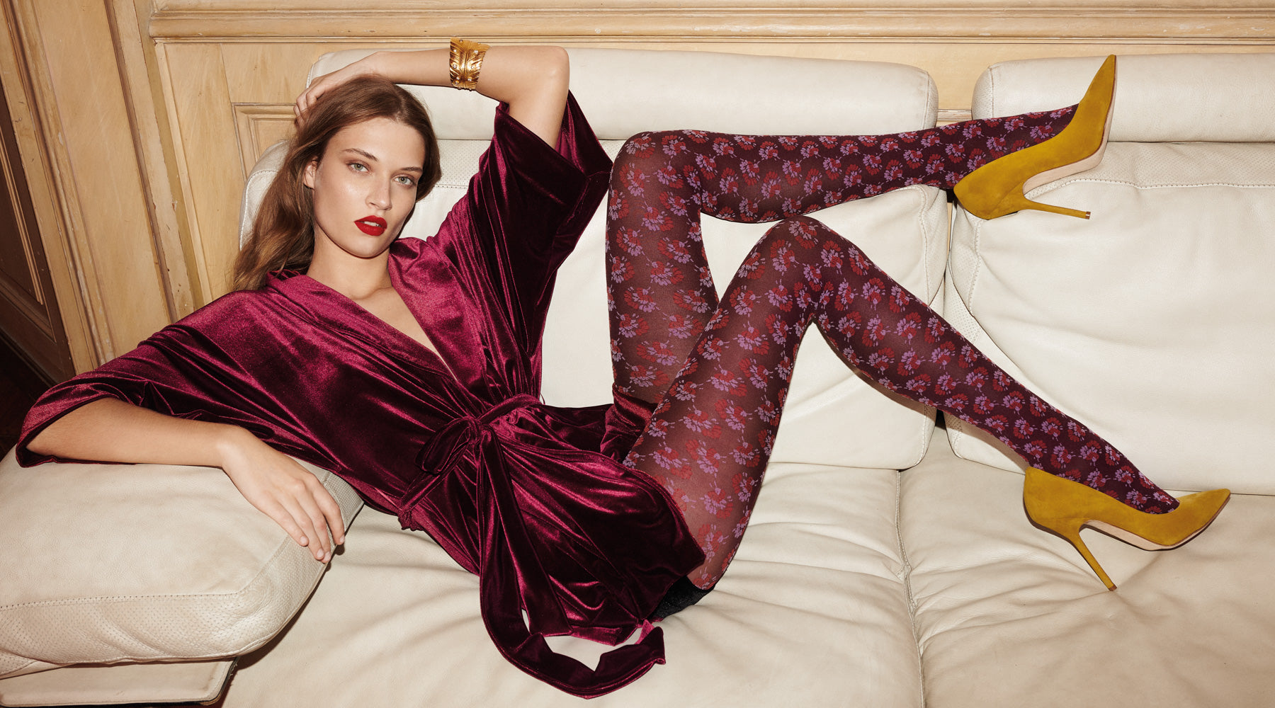 Six Hosiery Brands That Will Make Your Legs Stand Out