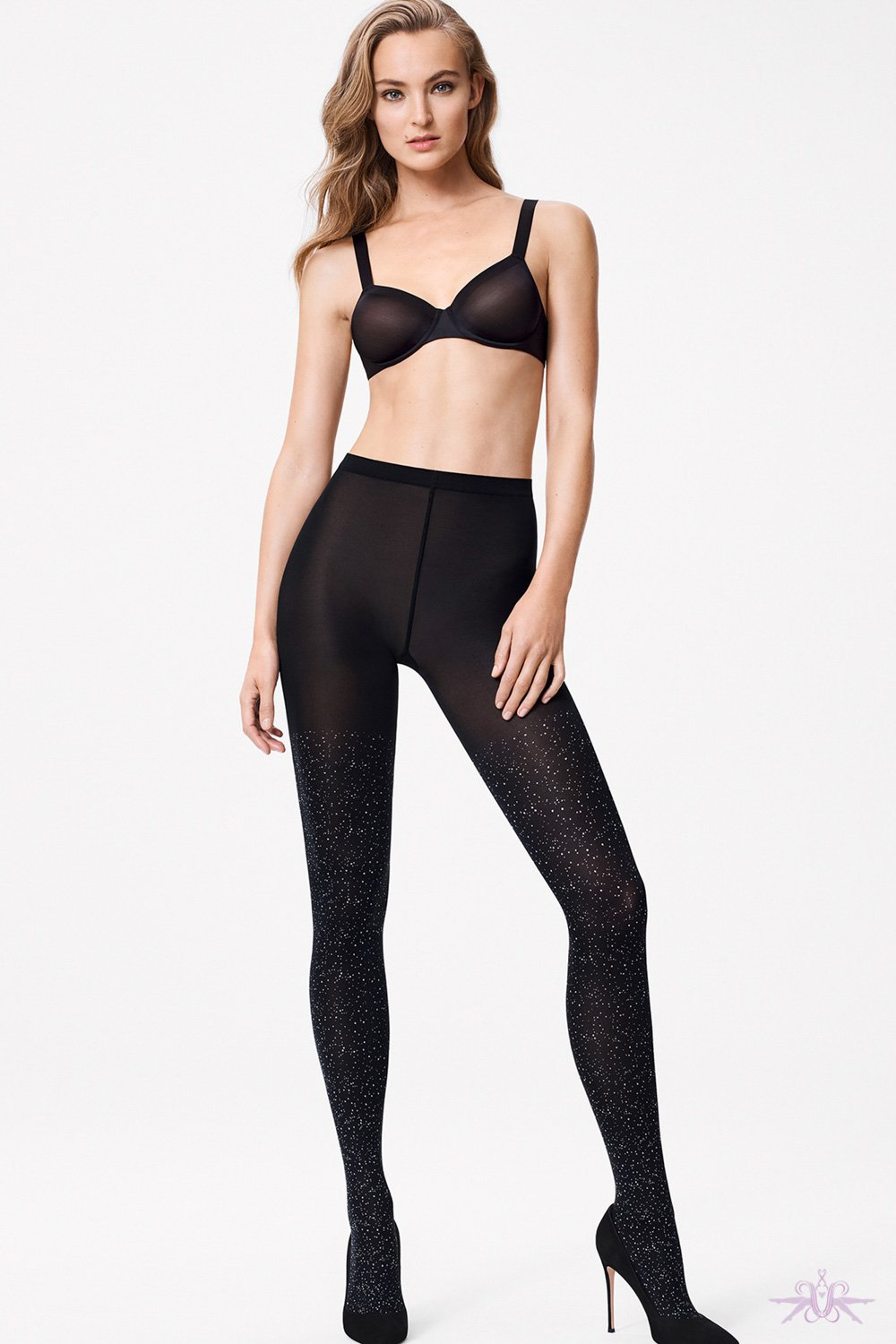 Wolford Luna Tights - The Hosiery Box