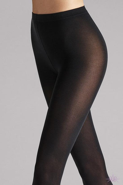 Wolford Velvet De Luxe 66 Comfort Tights NEW - The Hosiery Box