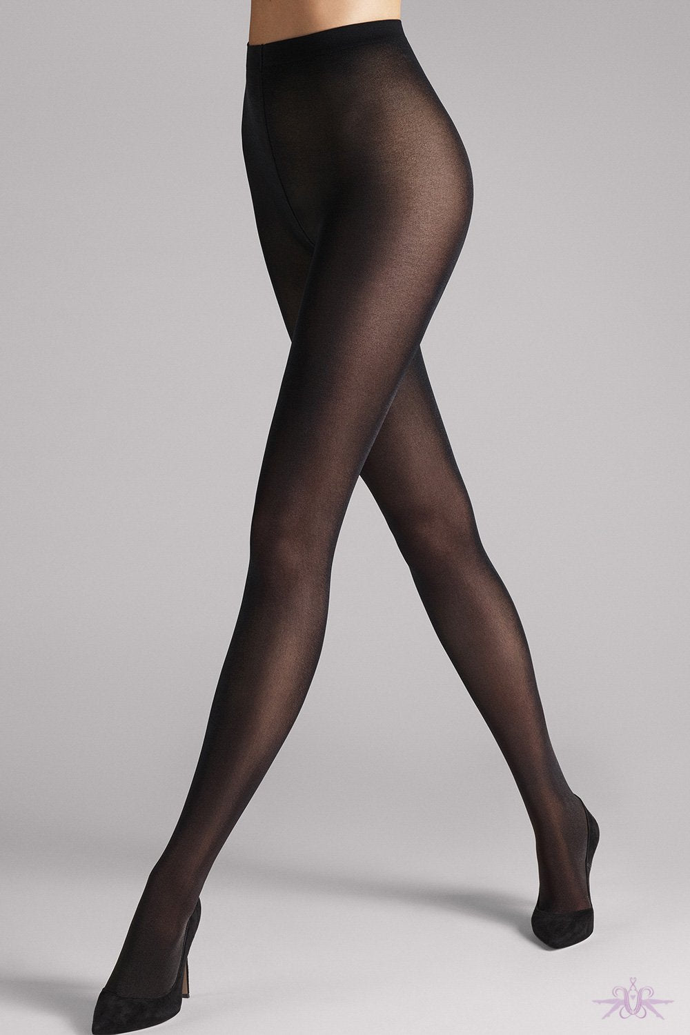 Wolford Satin Opaque 50 Tights - The Hosiery Box