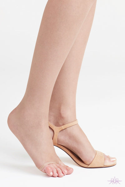 Falke Shelina 12 Toeless Hold Ups - The Hosiery Box