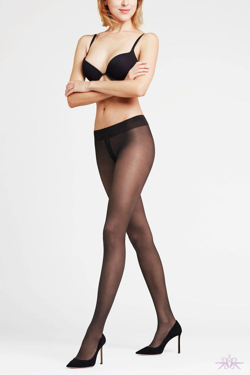 Falke Fond De Poudre 10 Tights - The Hosiery Box