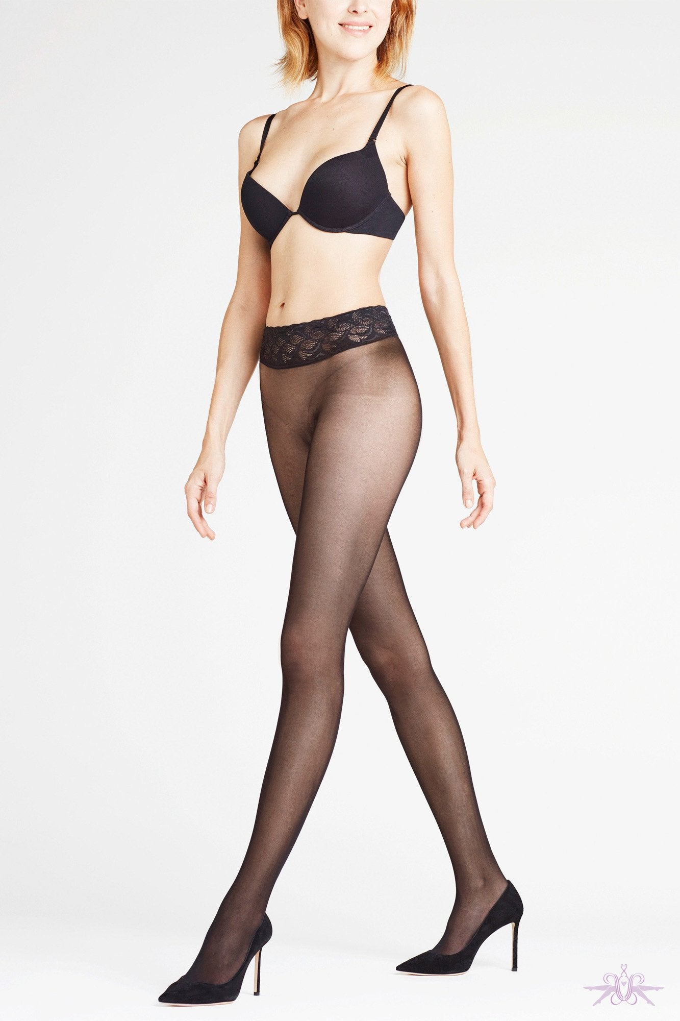 Falke Sensation 20 Seamless Tights - The Hosiery Box