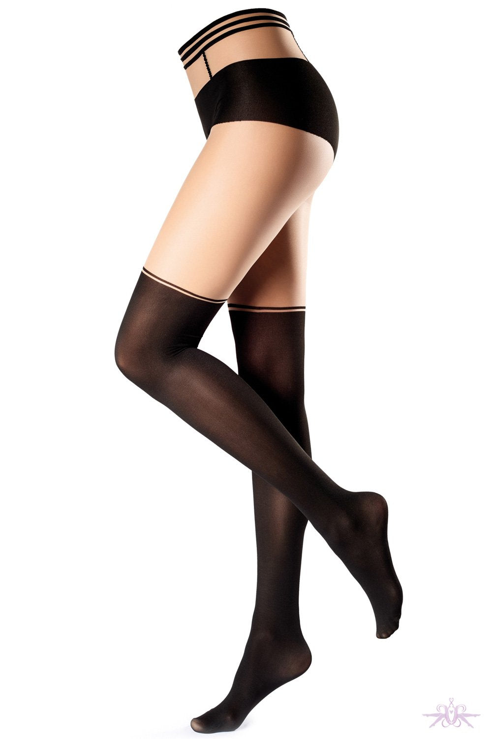 Oroblu Design Tights - The Hosiery Box