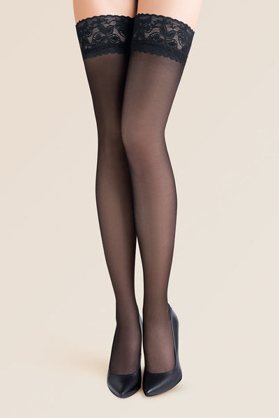 Gabriella Calze 15 Hold Ups - The Hosiery Box