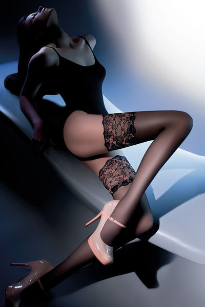 Gabriella Elite 20 Hold Ups - The Hosiery Box