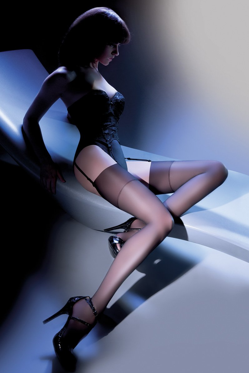 Gabriella Cher Stockings - The Hosiery Box