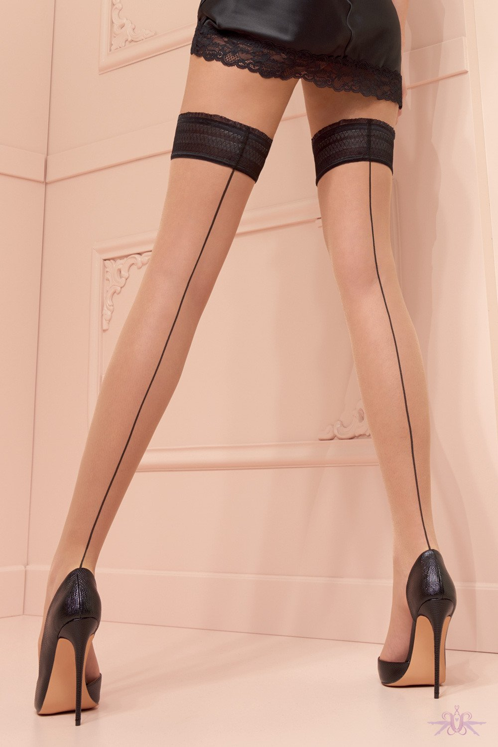 Trasparenze Jessy Hold Ups - The Hosiery Box