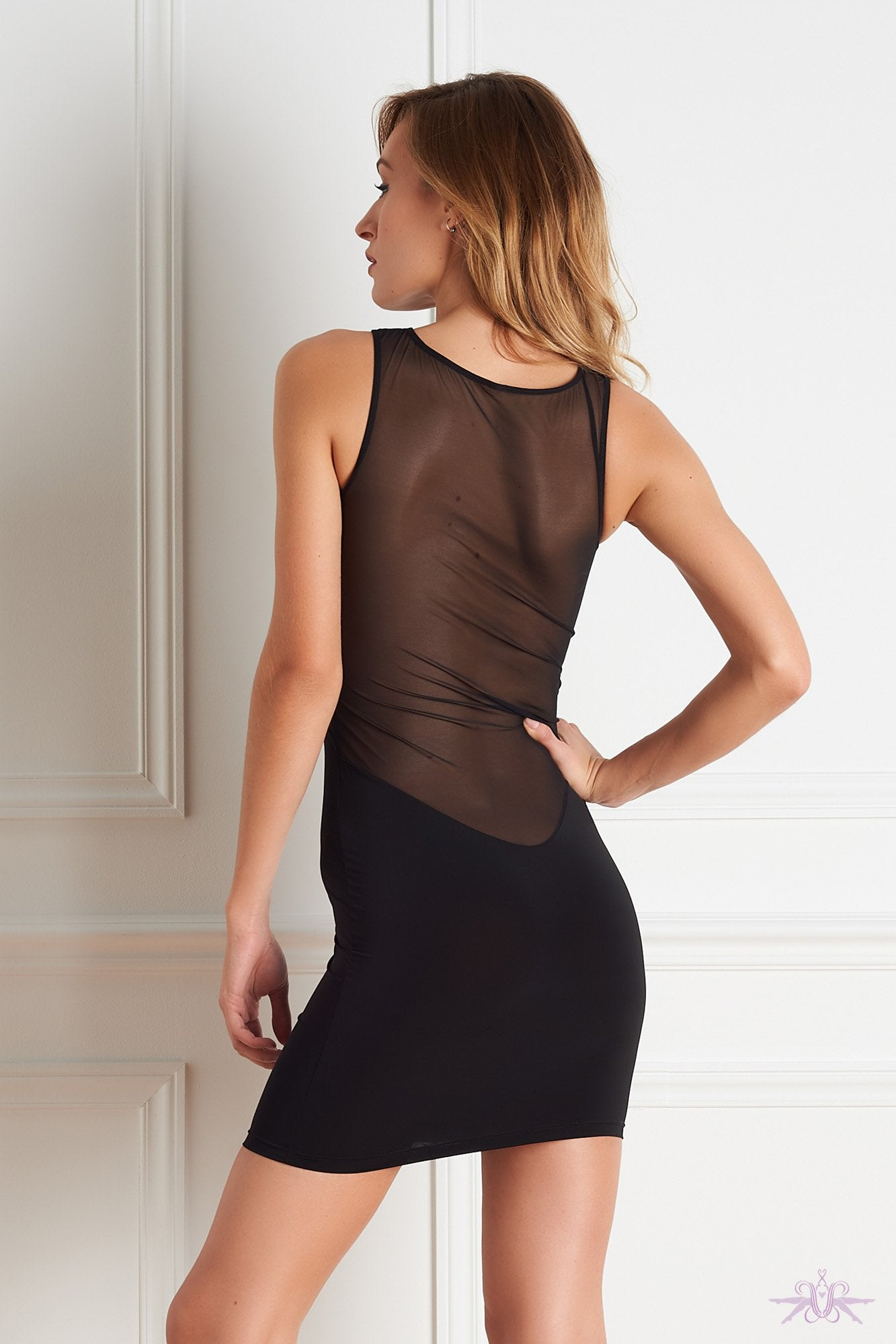 Maison Close Pure Tentation Dress - The Hosiery Box
