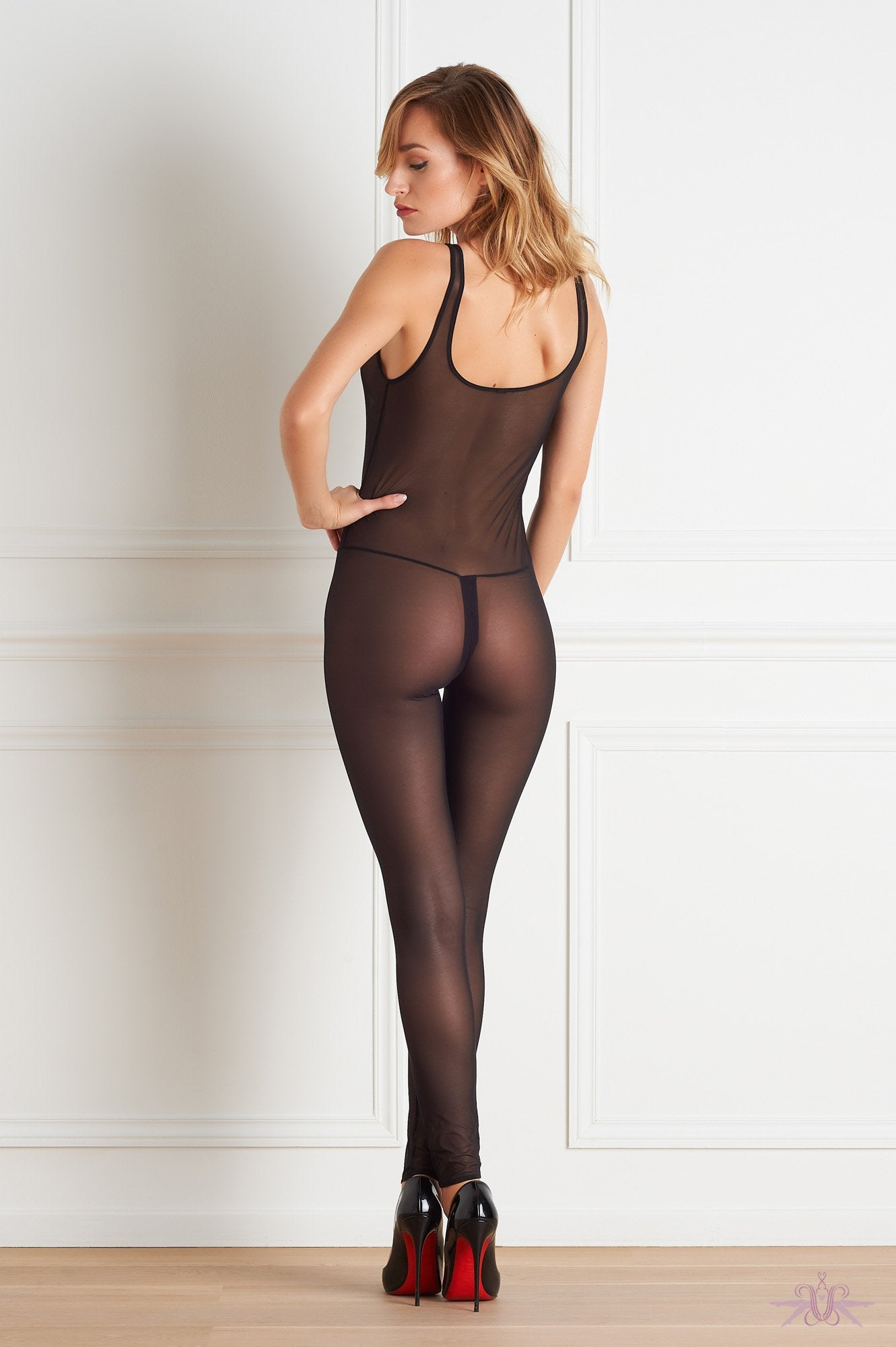 Maison Close Pure Tentation Catsuit - The Hosiery Box