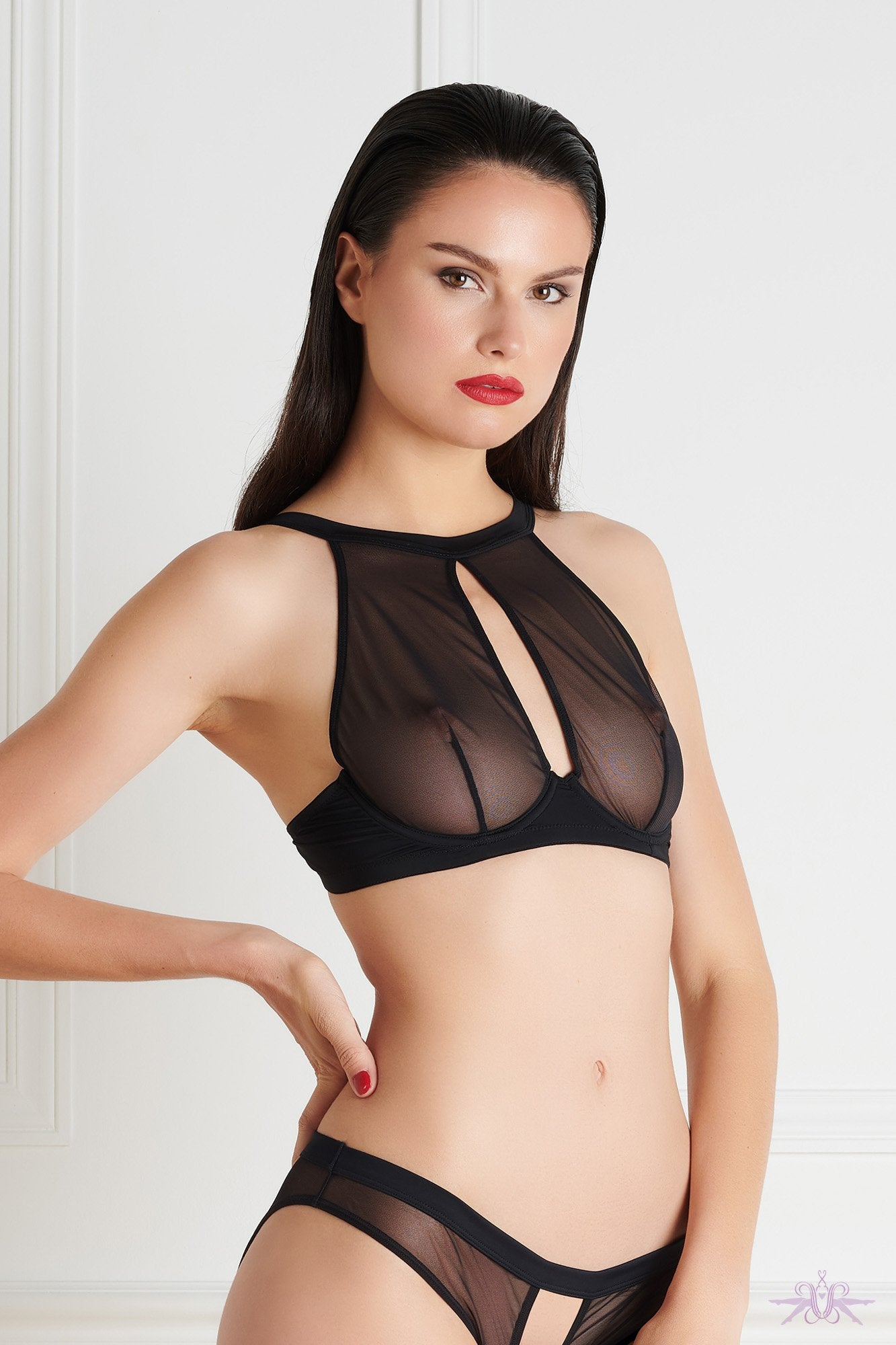 Maison Close Pure Tentation Wire Bra - The Hosiery Box