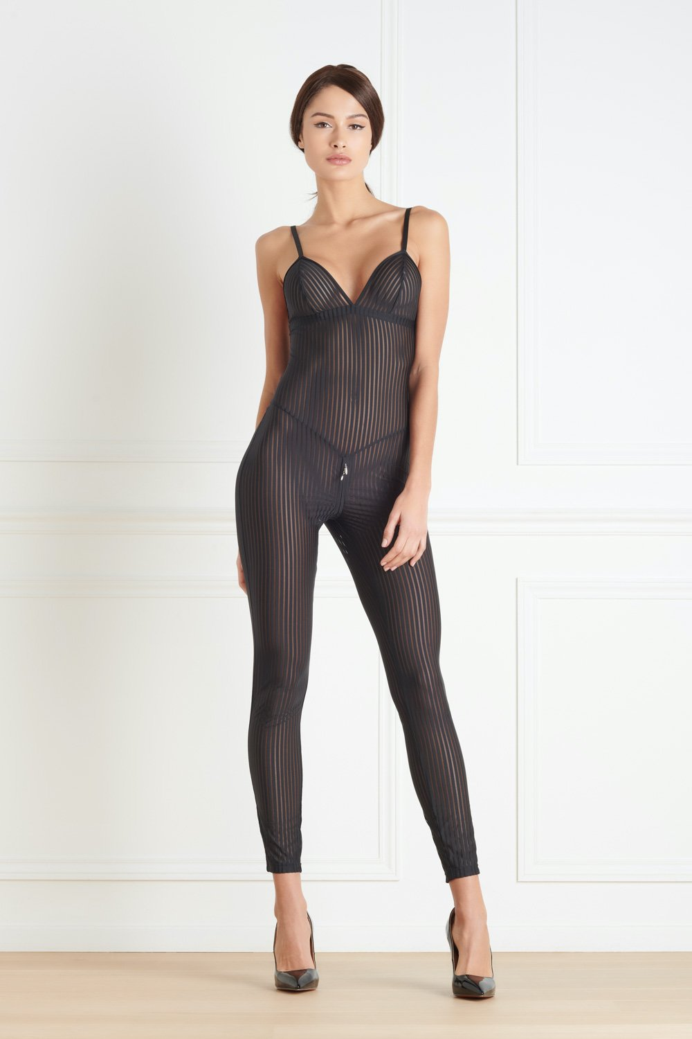 Maison Close Bande à Part Catsuit