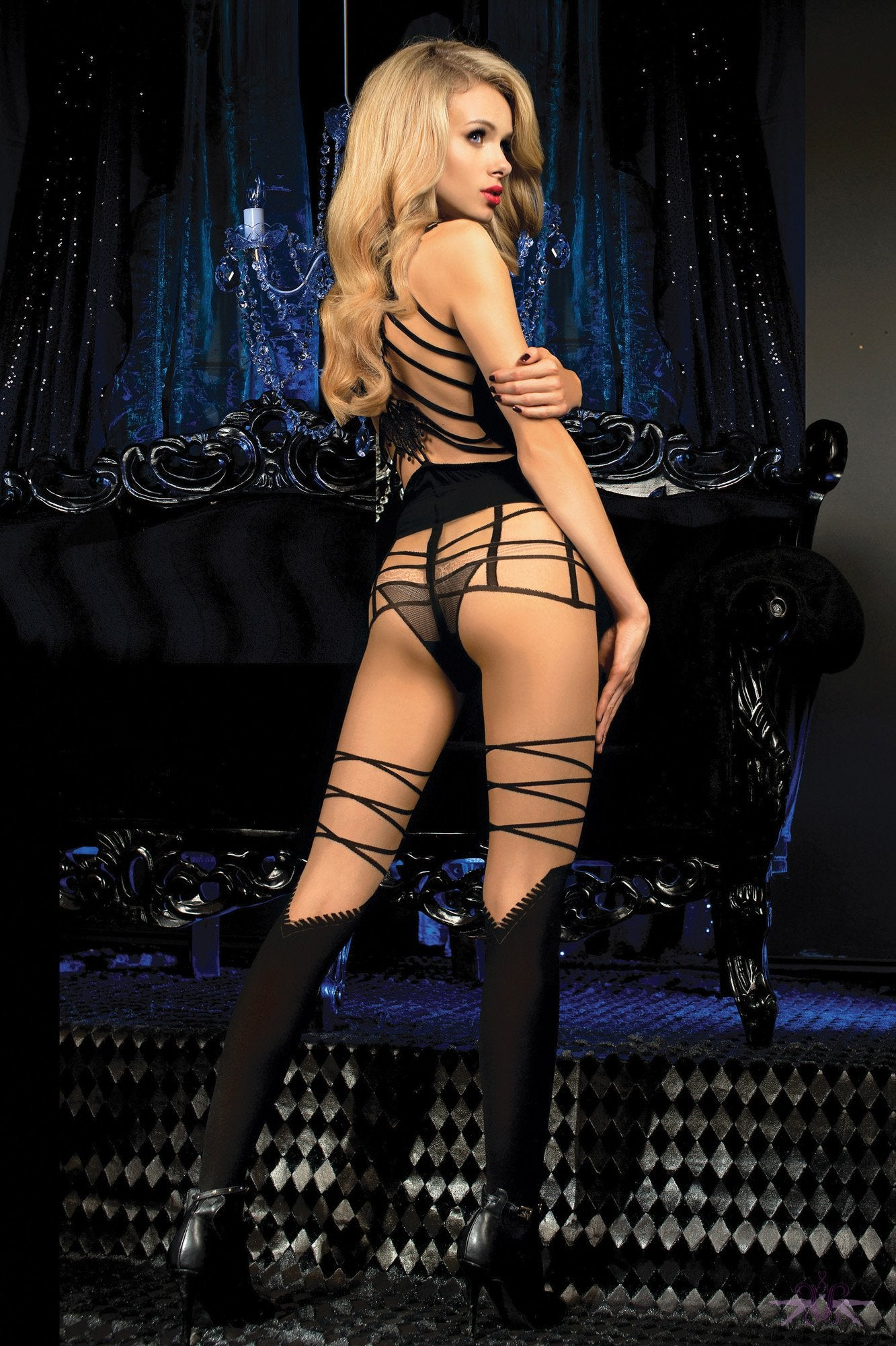 Ballerina Brianna Tight - The Hosiery Box