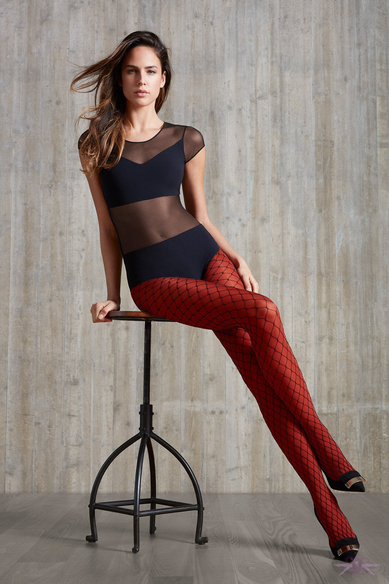 Oroblu Fishnet Glamour and All Colours 50 Tights - The Hosiery Box
