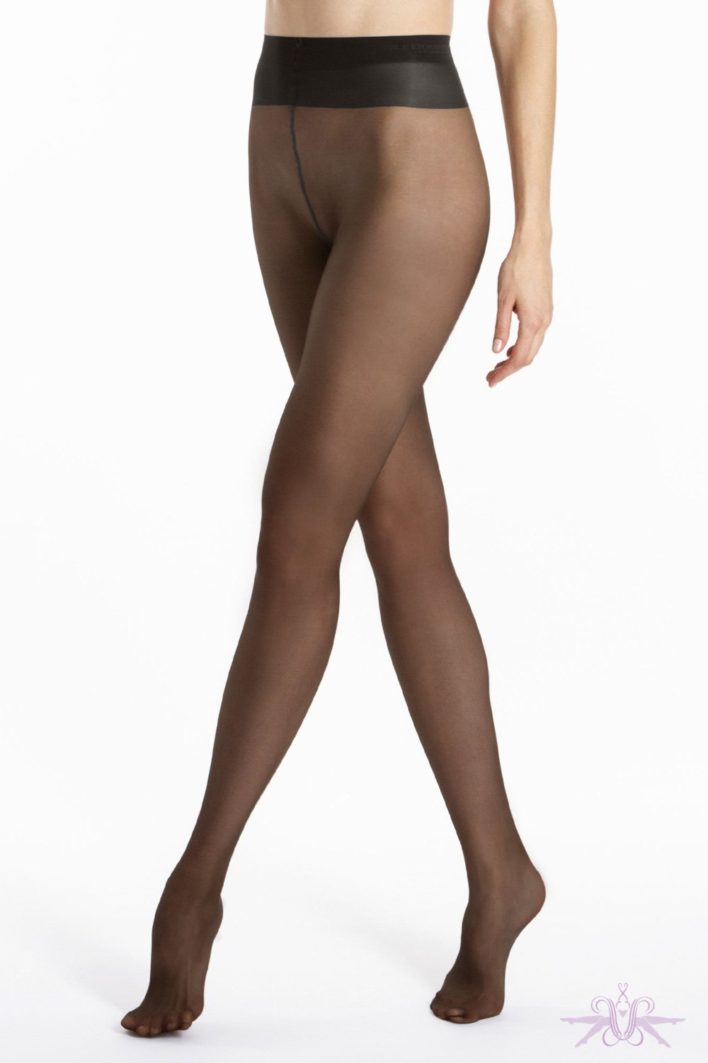 Le Bourget 15 Denier Nanofibre Matt Tight