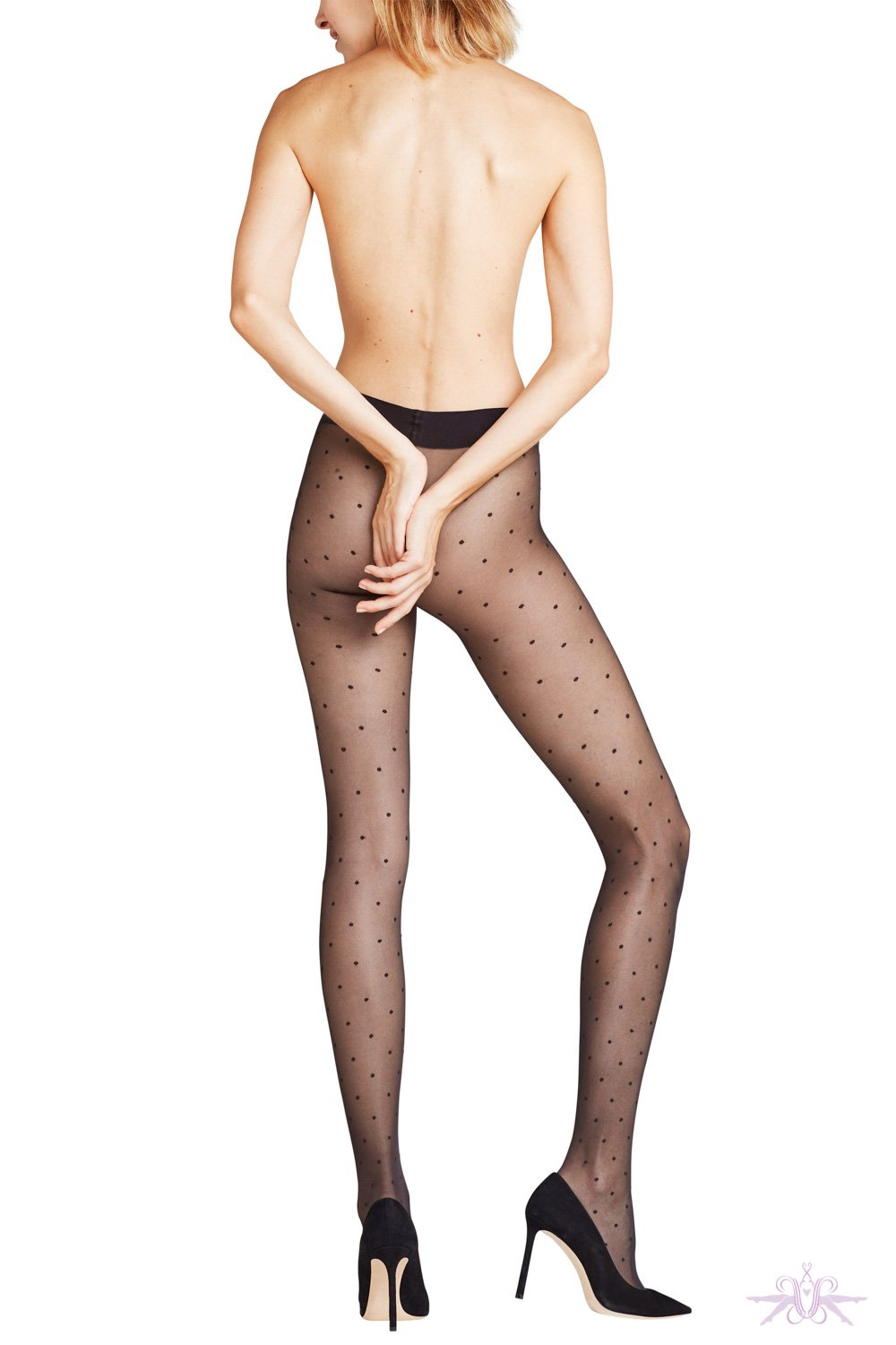 Falke Dot 15 Sheer Tights