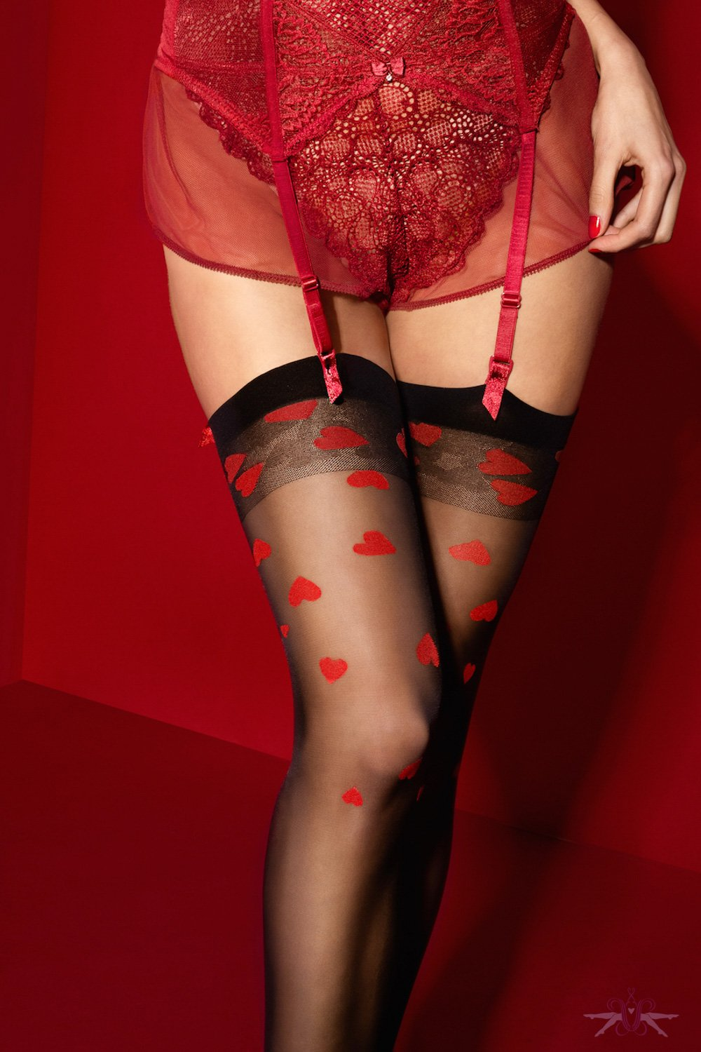Fiore Alice Stockings