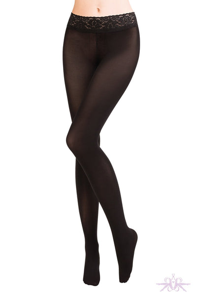 Gabriella Microfibre Hipster Tights - The Hosiery Box