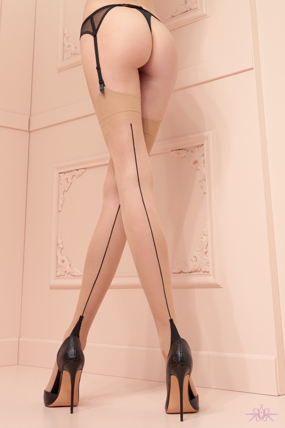 Trasparenze Pennac Stockings - The Hosiery Box